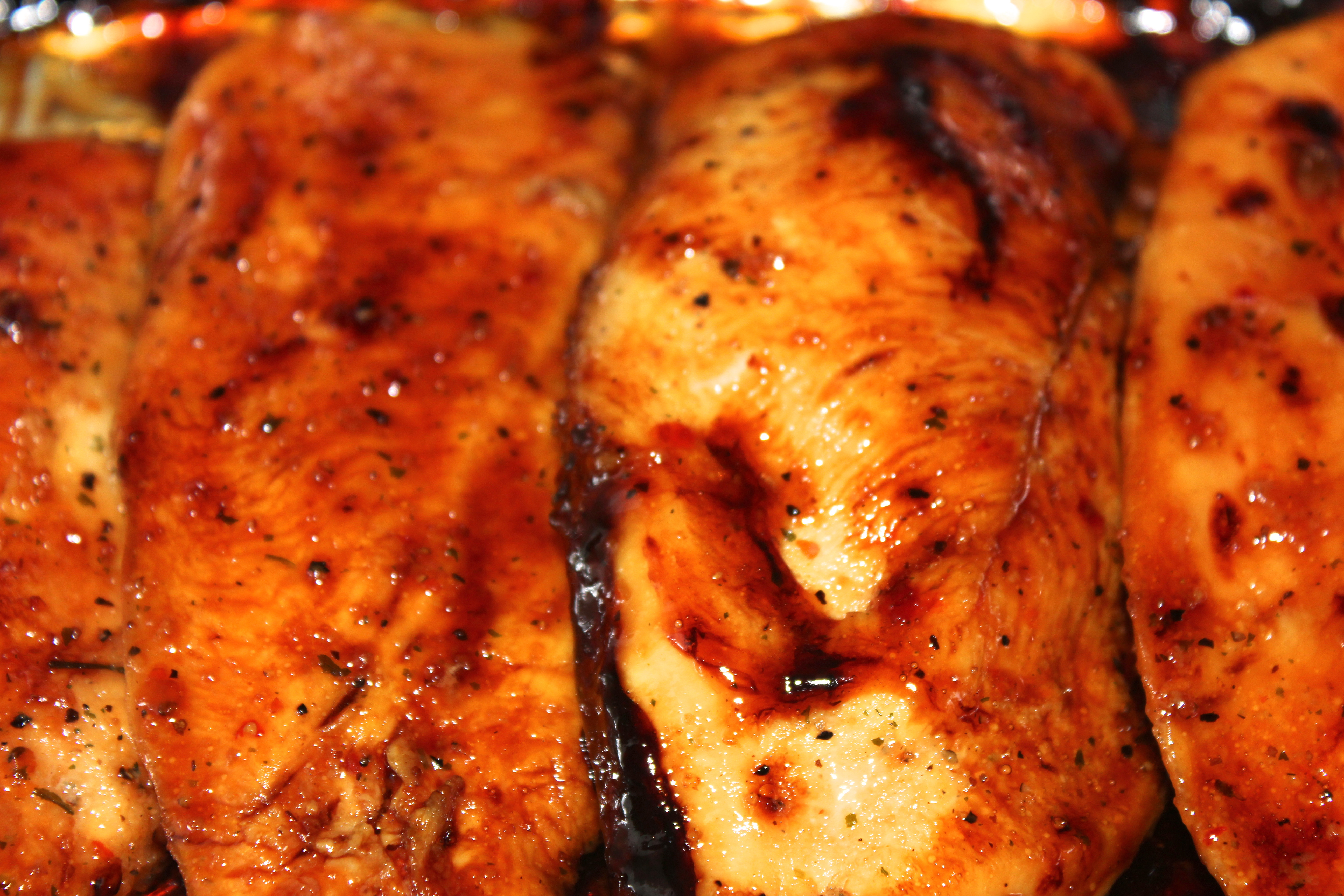 Baked Chicken With Italian Dressing  Italian Dressing Caramelized Chicken – Haiyens Kitchen
