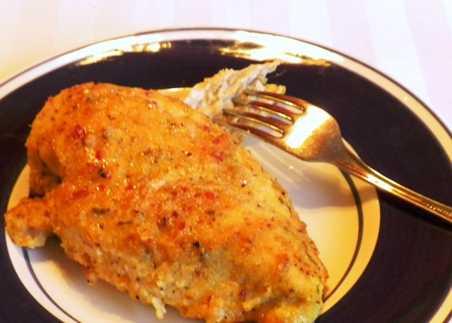 Baked Chicken With Italian Dressing  Pam s Midwest Kitchen Korner Italian Style Baked Chicken