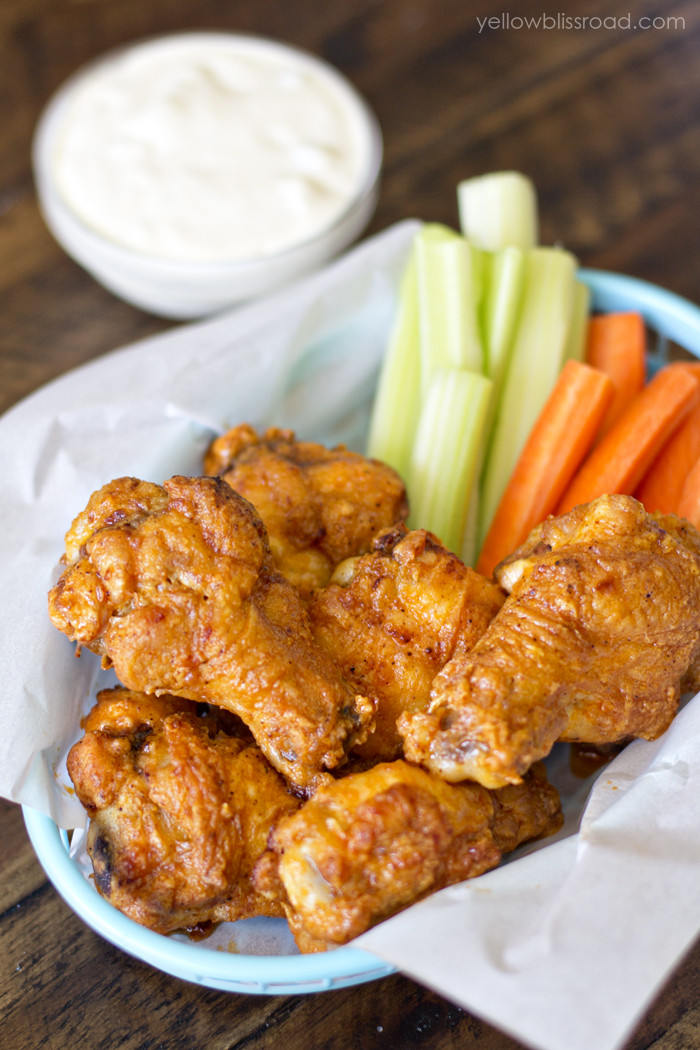 Baked Crispy Chicken Wings  Crispy Baked Chicken Wings Yellow Bliss Road