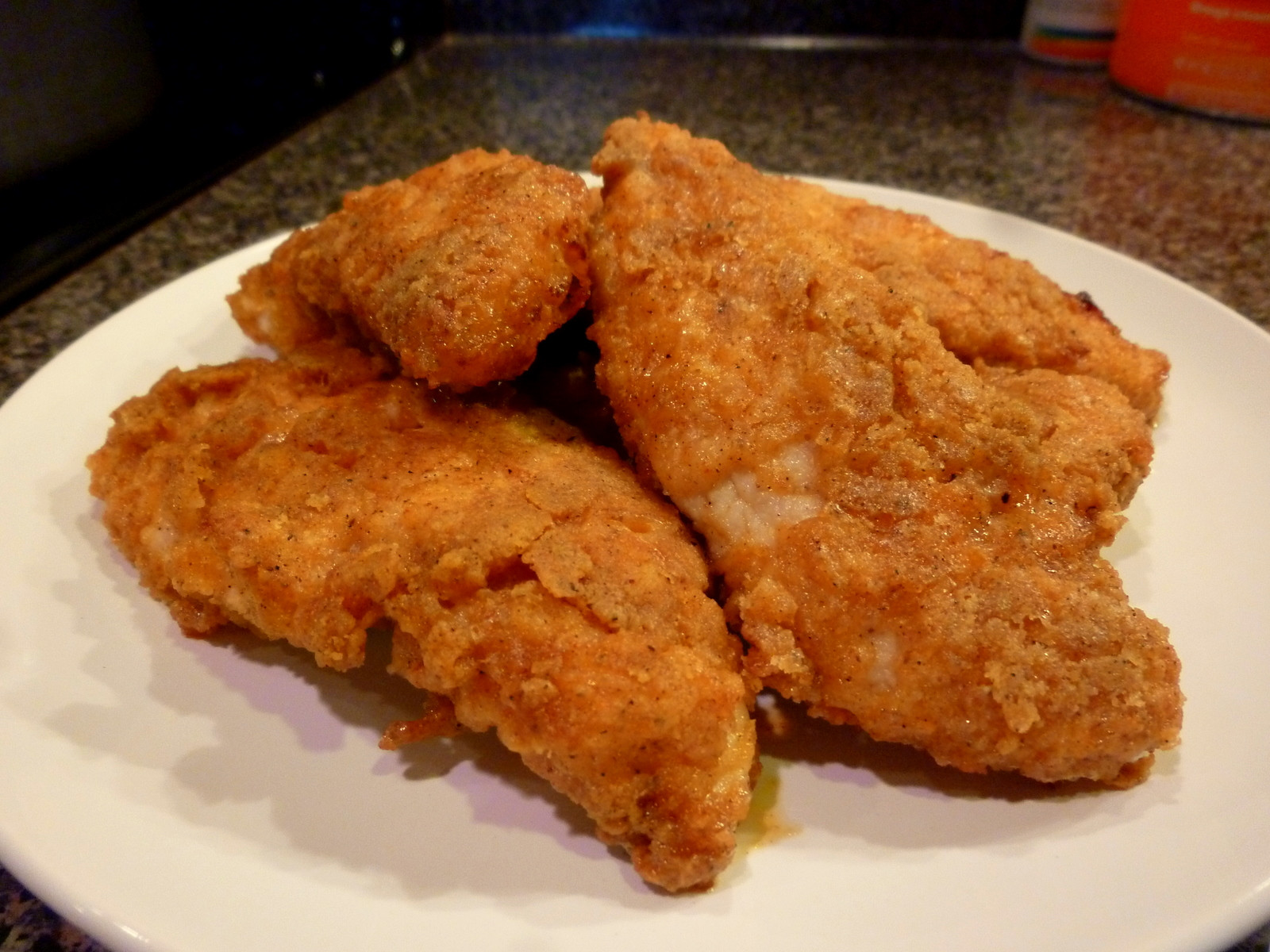Baked Fried Chicken  Our Life Un mon MONDAY S MENU Baked Fried Chicken