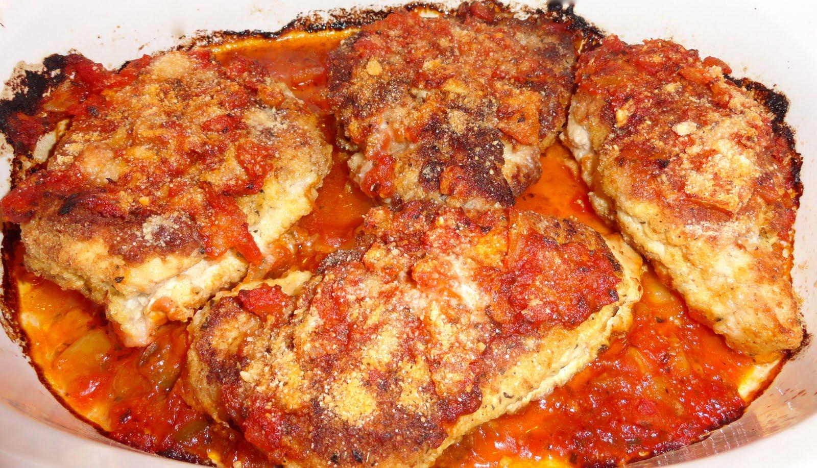 Baked Italian Chicken  Simple Pleasures in a plex World Chicken Mio amore