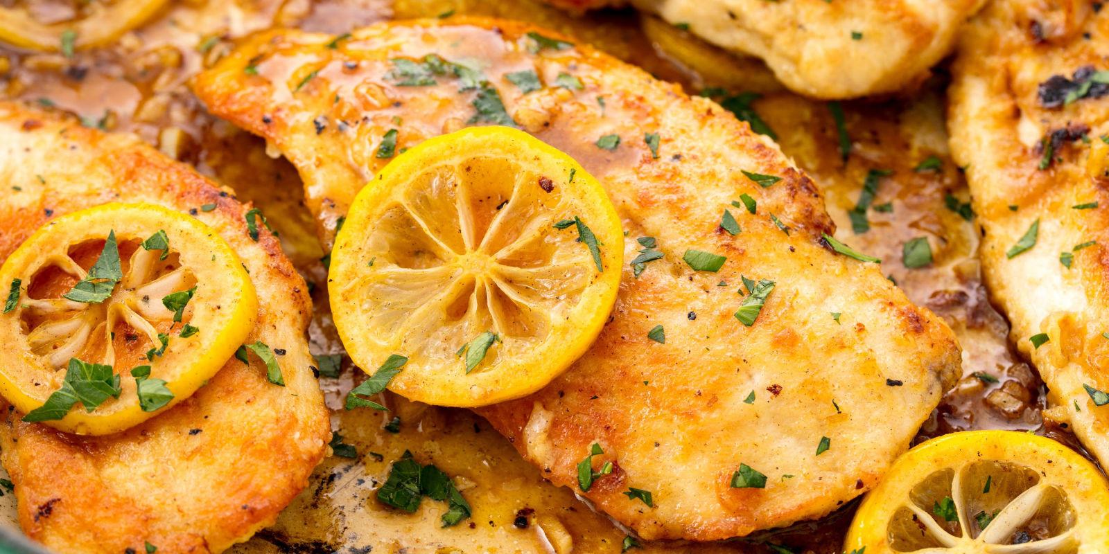 Baked Lemon Chicken Breast  Easy Baked Lemon Pepper Chicken Breast Recipe How to