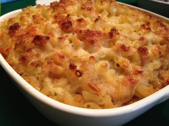 Baked Mac And Cheese Recipes With Bread Crumbs  Fannie Farmer s Classic Baked Macaroni & Cheese