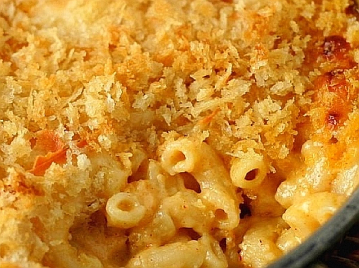 Baked Mac And Cheese Recipes With Bread Crumbs  Old Fashioned Baked Macaroni and Cheese