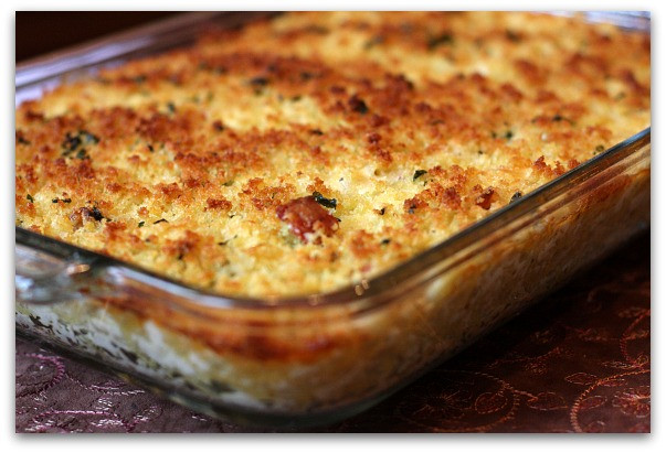 Baked Macaroni And Cheese Recipes With Bread Crumbs  The Best Macaroni and Cheese Recipe
