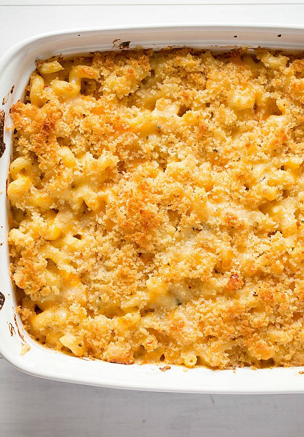Baked Macaroni And Cheese Recipes With Bread Crumbs  17 Best images about Mac N Cheese Recipes on Pinterest