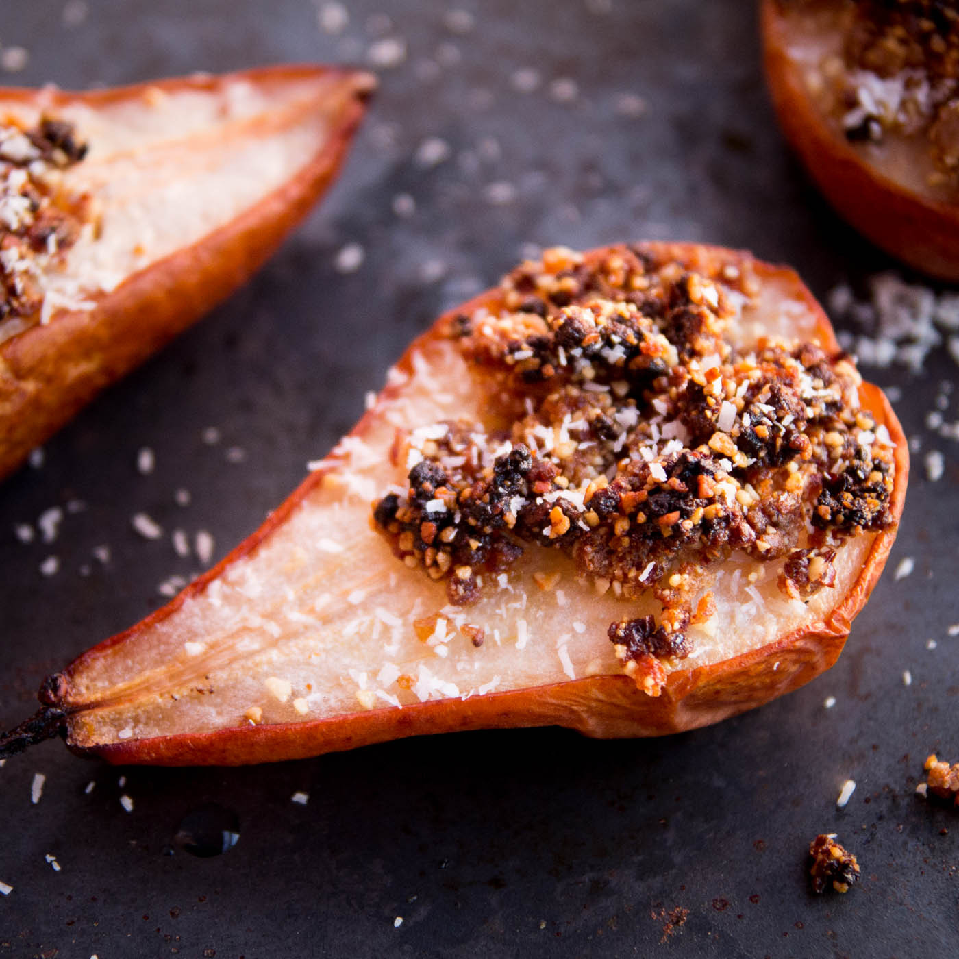 Baked Pear Dessert  Baked Pears A Healthy Dessert Indiaphile
