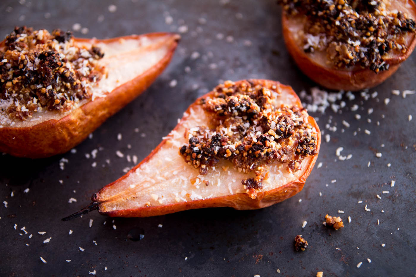 Baked Pear Desserts  Baked Pears A Healthy Dessert Indiaphile