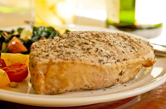 Baked Pork Loin Chops  Baked Pork Loin Chops from MJ s Kitchen