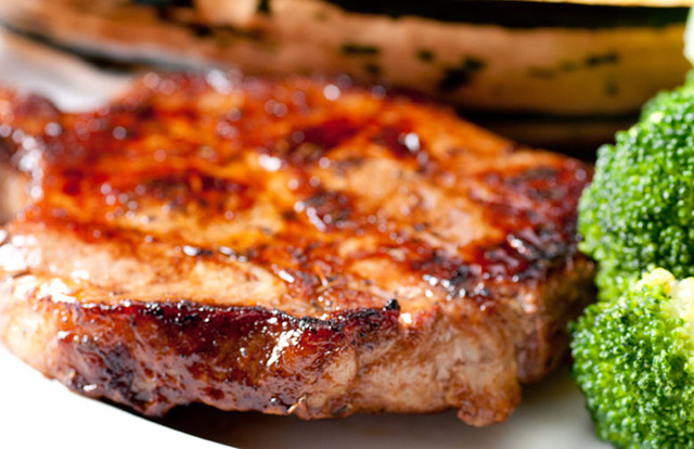 Baked Pork Loin Chops  baked pork chops