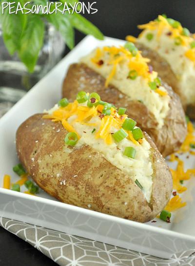 Baked Potato 400  5 Ways to Eat a Baked Potato for Dinner