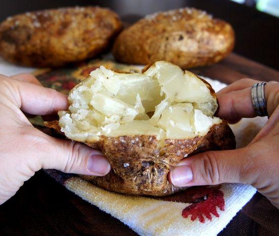 Baked Potato Alton Brown  Best 25 Alton brown baked potato ideas on Pinterest