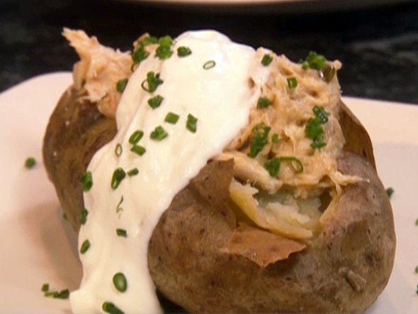 Baked Potato Alton Brown  15 best images about Baked potato bar on Pinterest