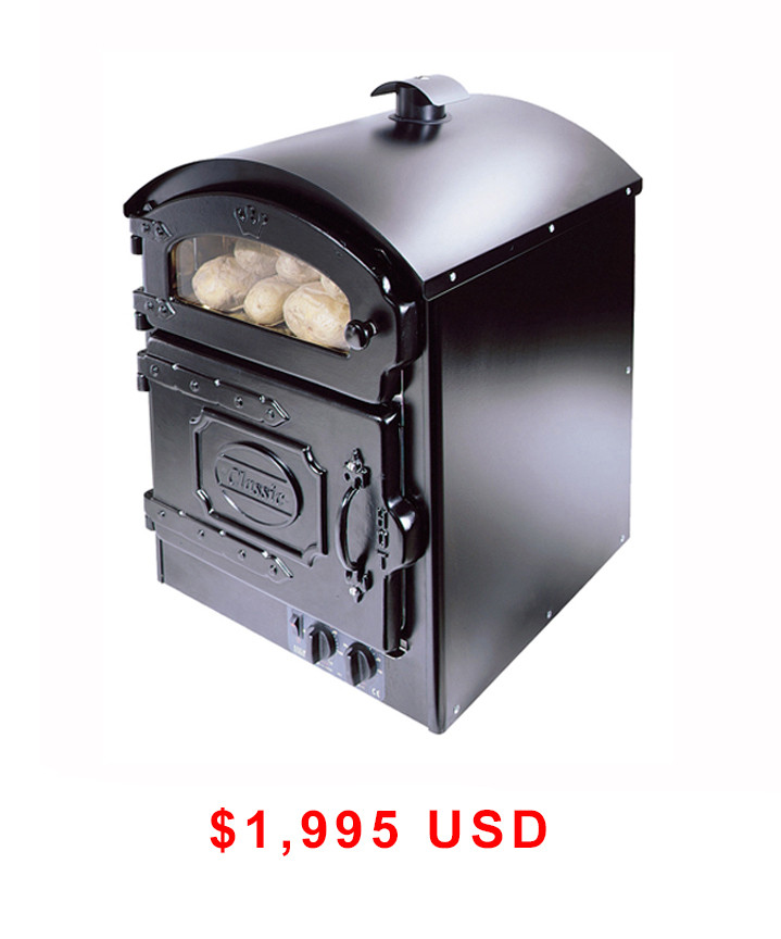 Baked Potato Convection Oven  Baked Potato Oven The Classic 25