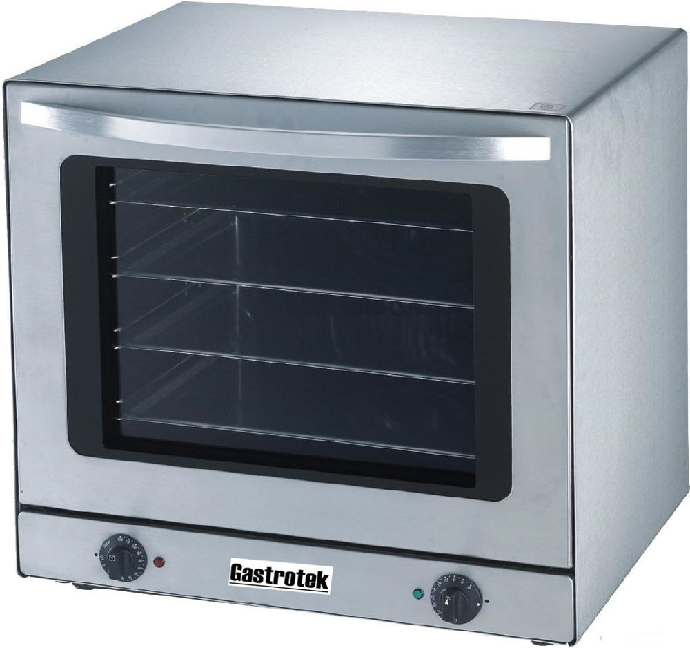 Baked Potato Convection Oven  New Model Gastrotek 57 ltr Convection Oven Bake f