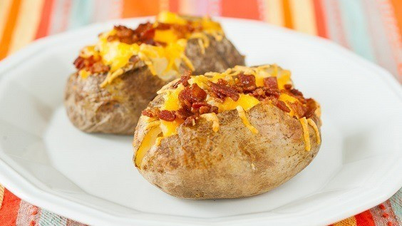 Baked Potato Convection Oven  Convection Oven Baked Potatoes