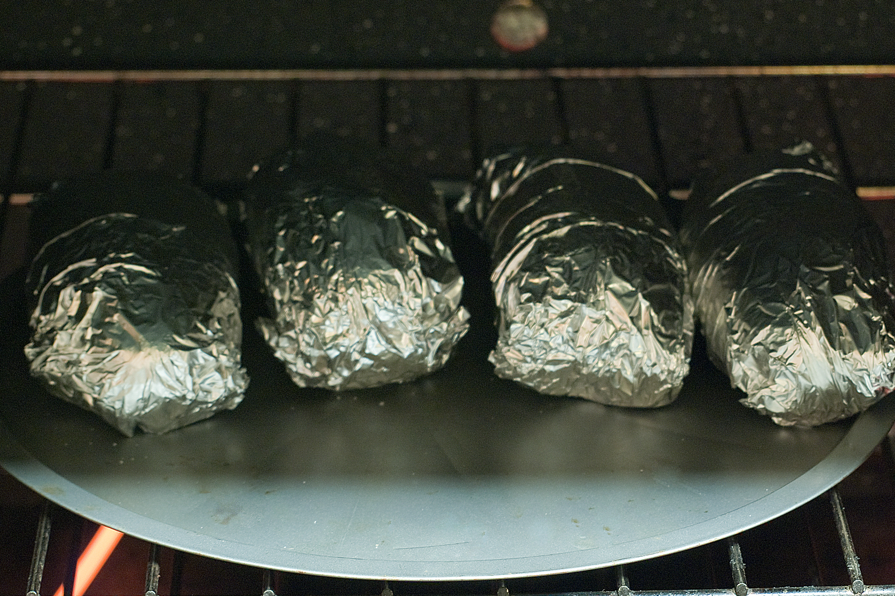 Baked Potato In Oven Wrapped In Foil  How to Bake Foil Wrapped Potatoes