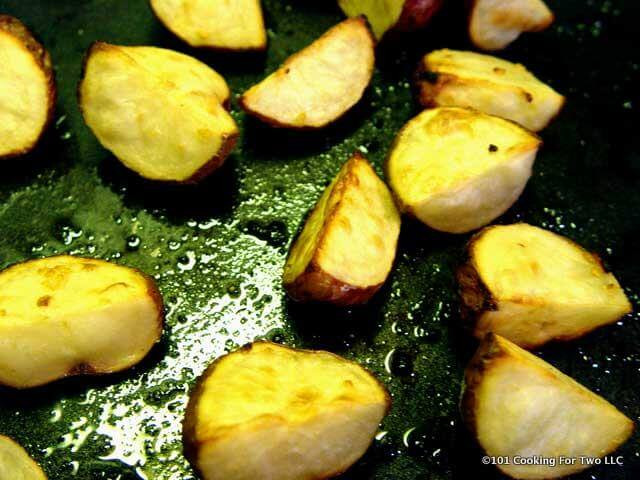 Baked Potato Internal Temperature  Easy Roasted Red Potatoes