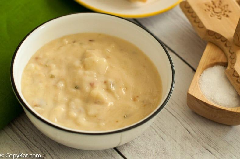 Baked Potato Soup Panera  Panera Bread Recipes Copycat