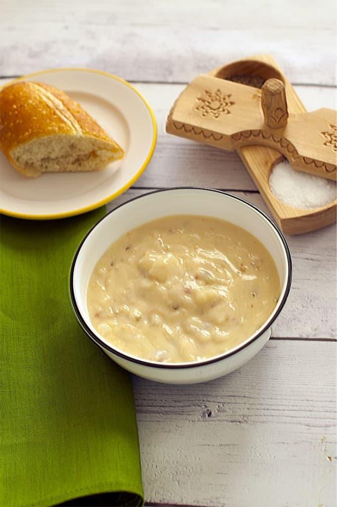 Baked Potato Soup Panera  Copycat Panera Bread Baked Potato Soup