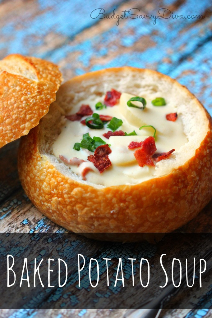 Baked Potato Soup Recipe  Baked Potato Soup Recipe – Marie Recipe
