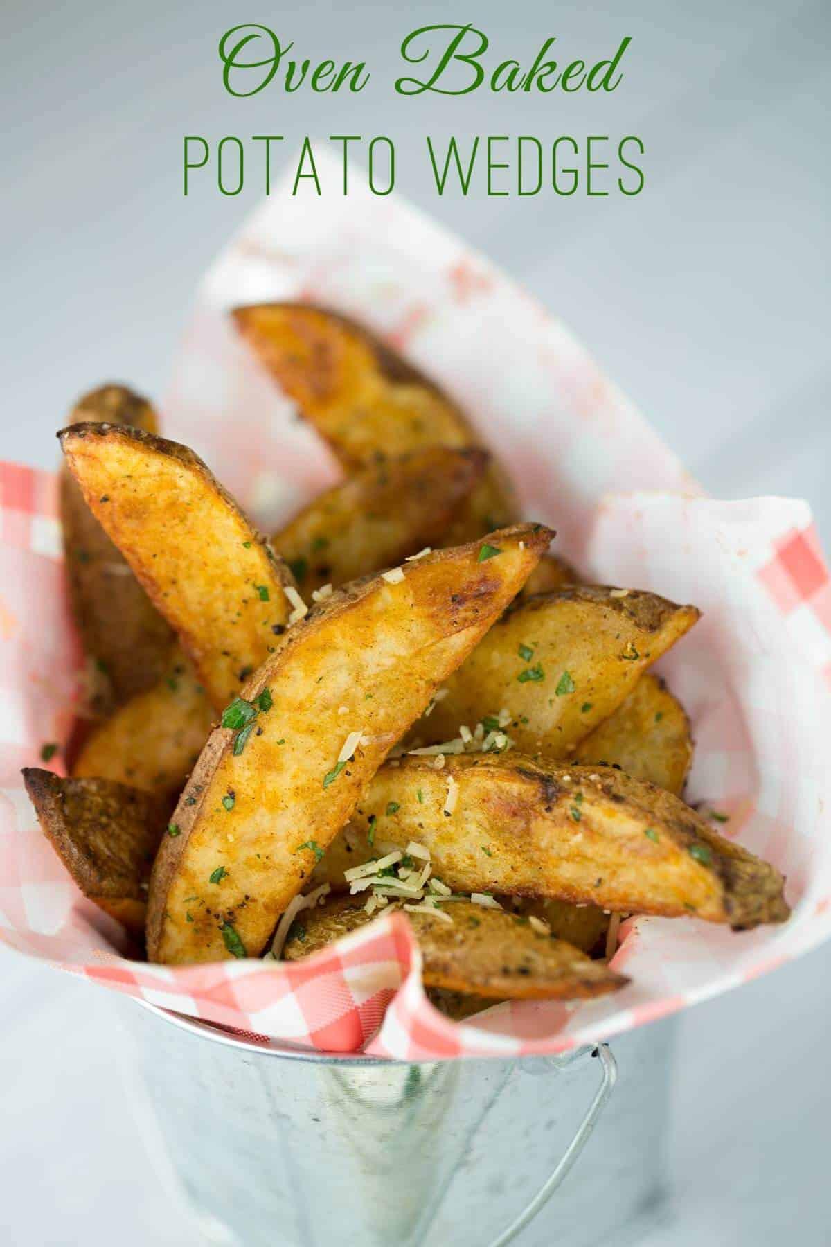 Baked Potato Wedges Recipe  buffalo potato wedges recipe