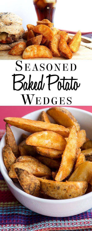 Baked Potato Wedges Recipe  The 25 best Baked potatoes ideas on Pinterest