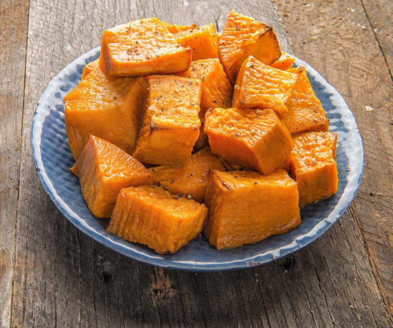 Baked Sweet Potato Cubes  Sweet Potato