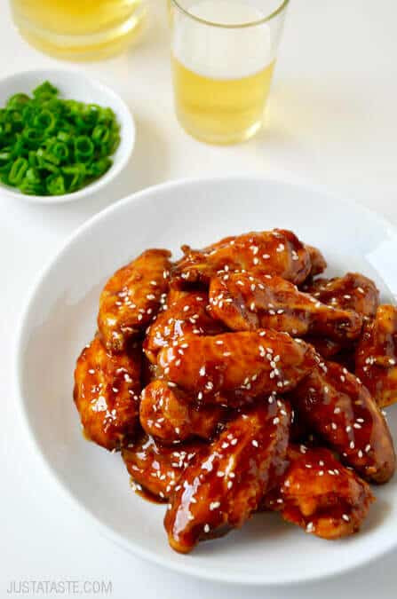 Baked Teriyaki Chicken Recipe  Just a Taste