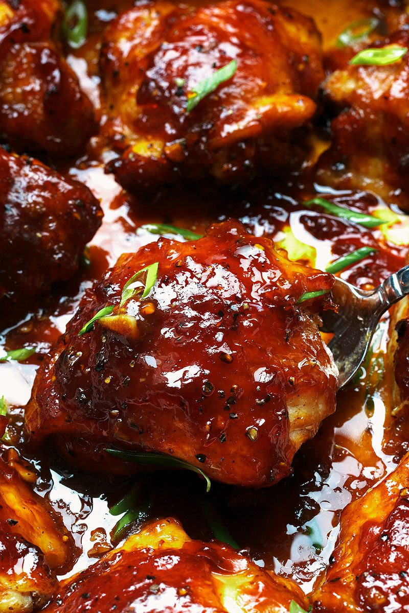 Baked Teriyaki Chicken Recipe  Baked Teriyaki Chicken Recipe — Eatwell101