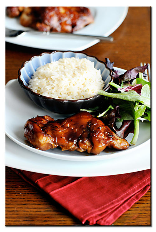 Baked Teriyaki Chicken Recipe  10 Recipes for Baking Chicken Thighs in the Oven The