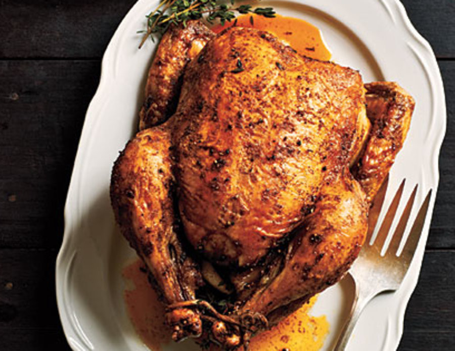 Baking A Whole Chicken  Classic Roast Chicken Recipe