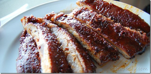 Baking Pork Ribs  Dry Rub Oven Baked Pork Ribs Simple directions and easily