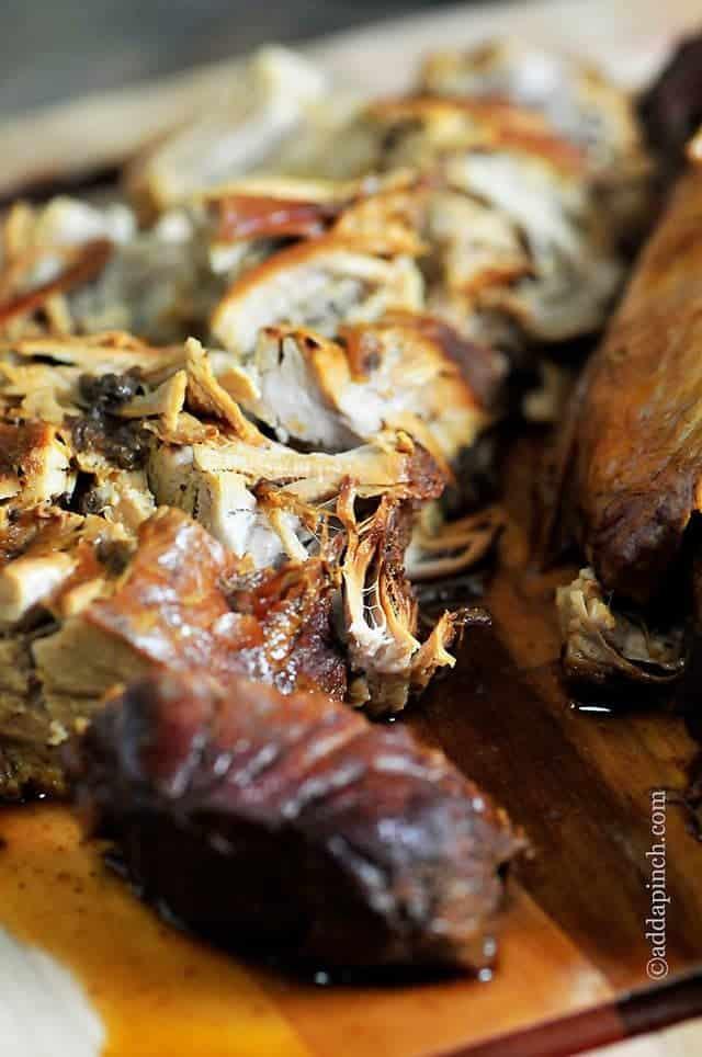 Balsamic Pork Tenderloin  Balsamic Pork Tenderloin Recipe Add a Pinch