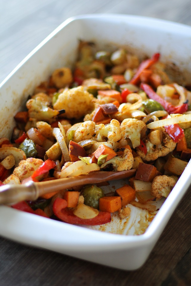 Balsamic Roasted Vegetables  My Go To Balsamic Roasted Ve ables Recipe The Roasted Root