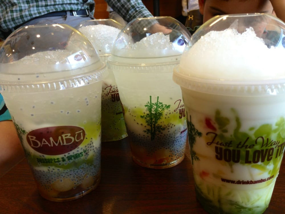 Bambu Desserts & Drinks  BAMBU Desserts & Drinks 243 s Coffee & Tea East