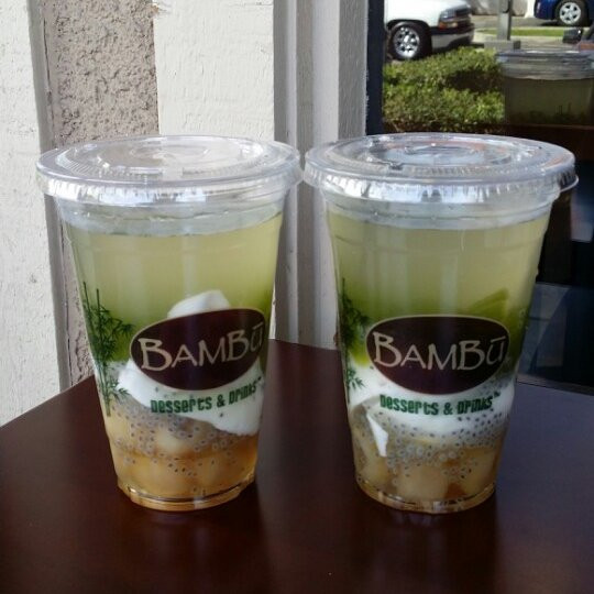 Bambu Desserts & Drinks  s at Bambu Desserts & Drinks Dessert Shop in Irvine