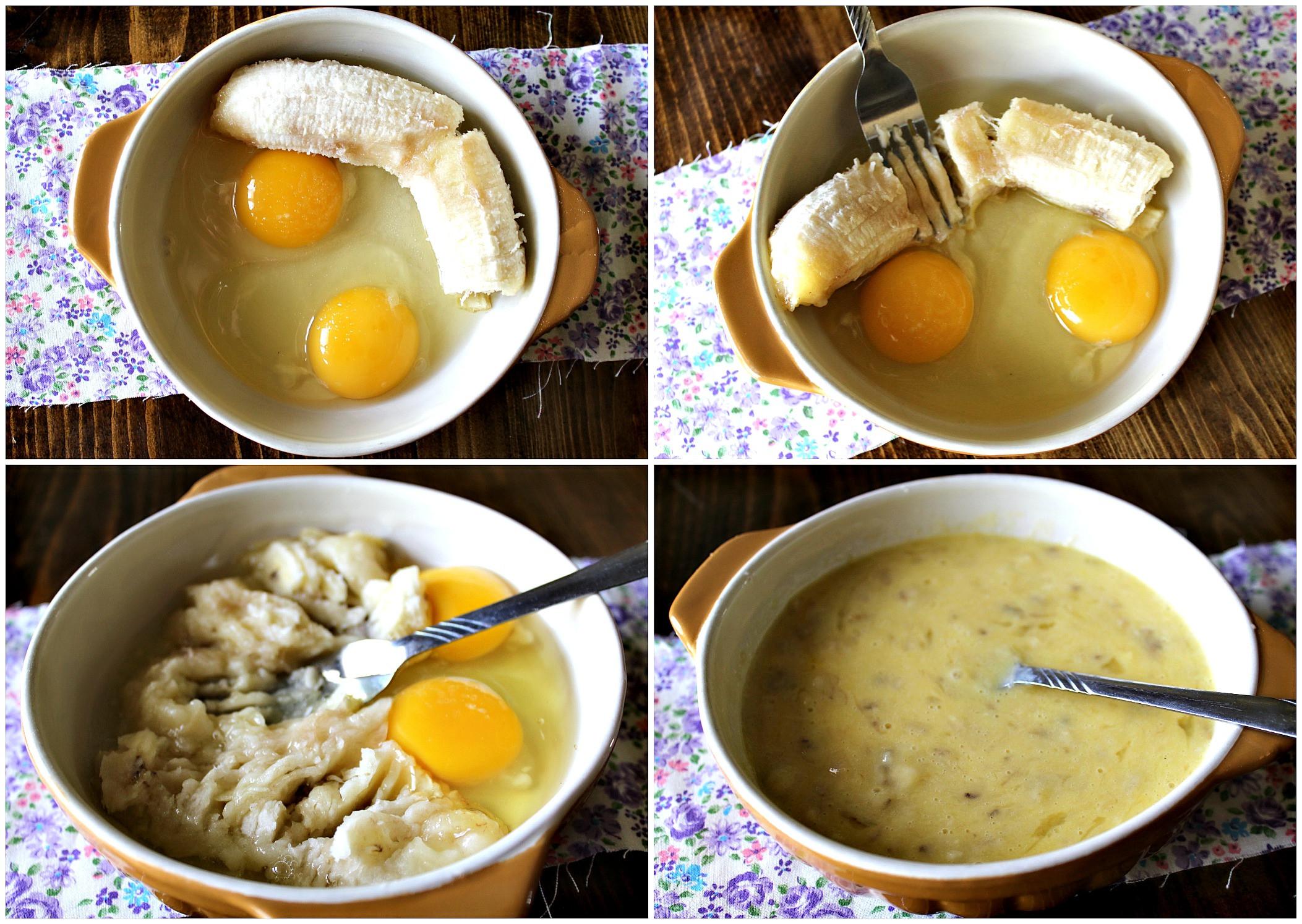 Banana And Egg Pancakes  Blueberry Banana Egg Pancakes – Simply Taralynn