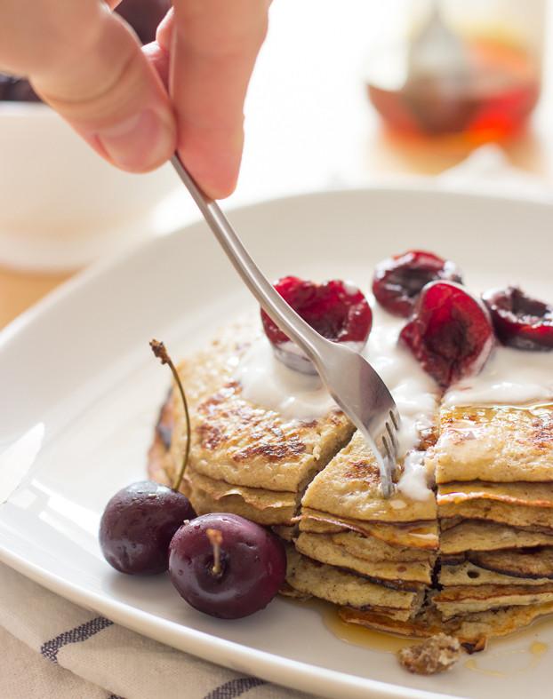 Banana And Egg Pancakes  Pancake Day recipes to make you drool – The Giving Tree