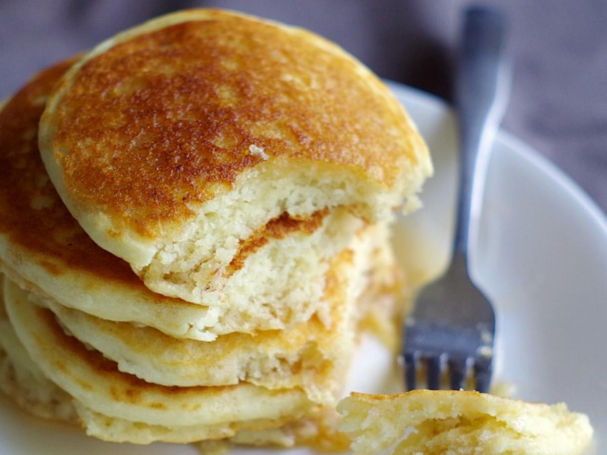 Banana And Egg Pancakes  Banana Egg Pancakes Recipe and Nutrition Eat This Much