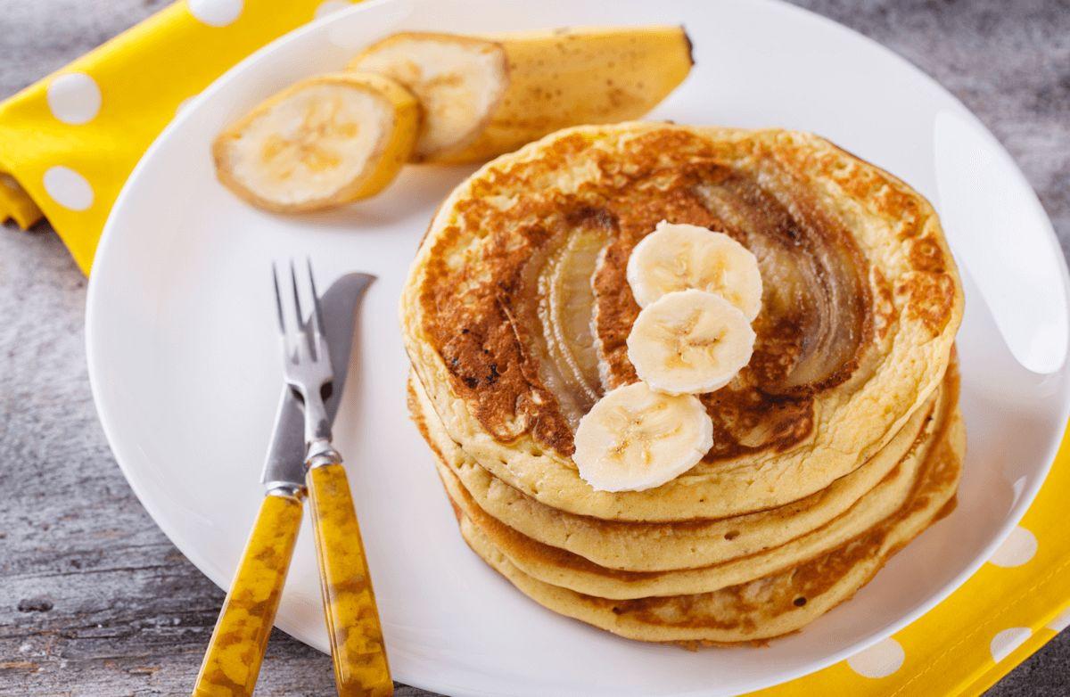 Banana And Egg Pancakes  Banana Egg Pancakes Recipe