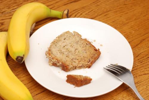 Banana Bread Alton Brown  banana bread AB style