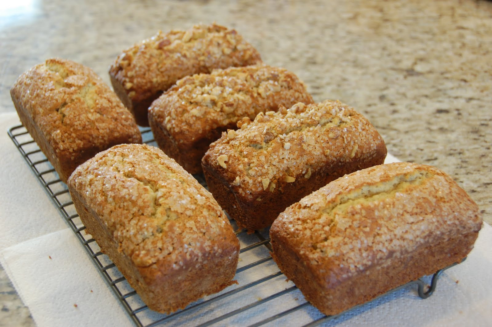 Banana Bread Alton Brown  The 350 Degree Oven Adventures in Mika s Kitchen The