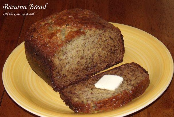 Banana Bread Bread Machine  Banana bread for bread machine