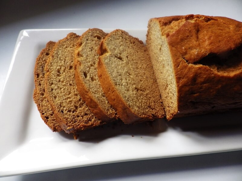 Banana Bread Bread Machine  Banana Nut Bread