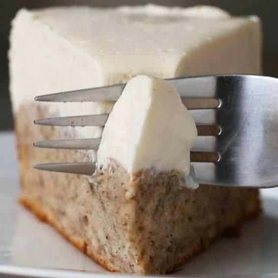 Banana Bread Cheesecake  Homemade Cheesecake Recipe Ideas