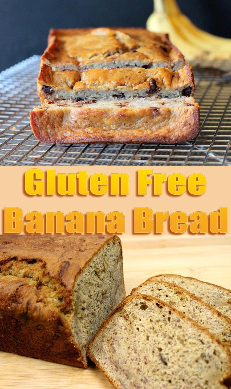 Banana Bread Gluten Free  Gluten Free Banana Bread Quiet Corner