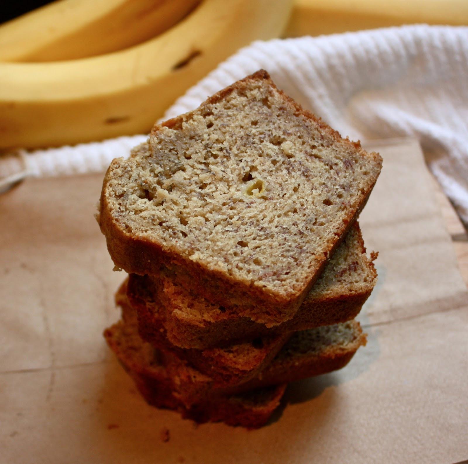 Banana Bread Healthy  recipe showdown healthy banana bread