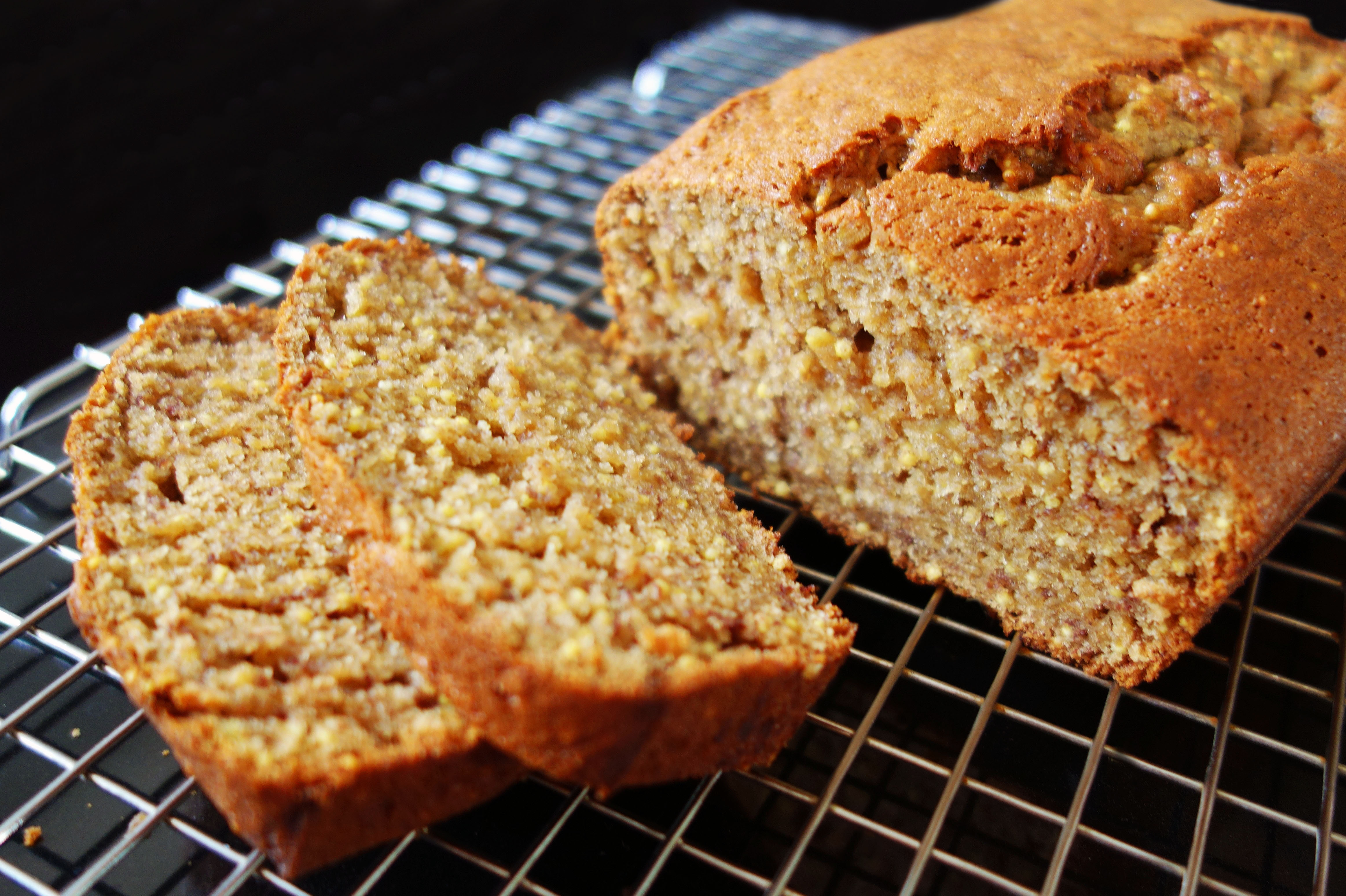 Banana Bread Healthy  healthy banana bread