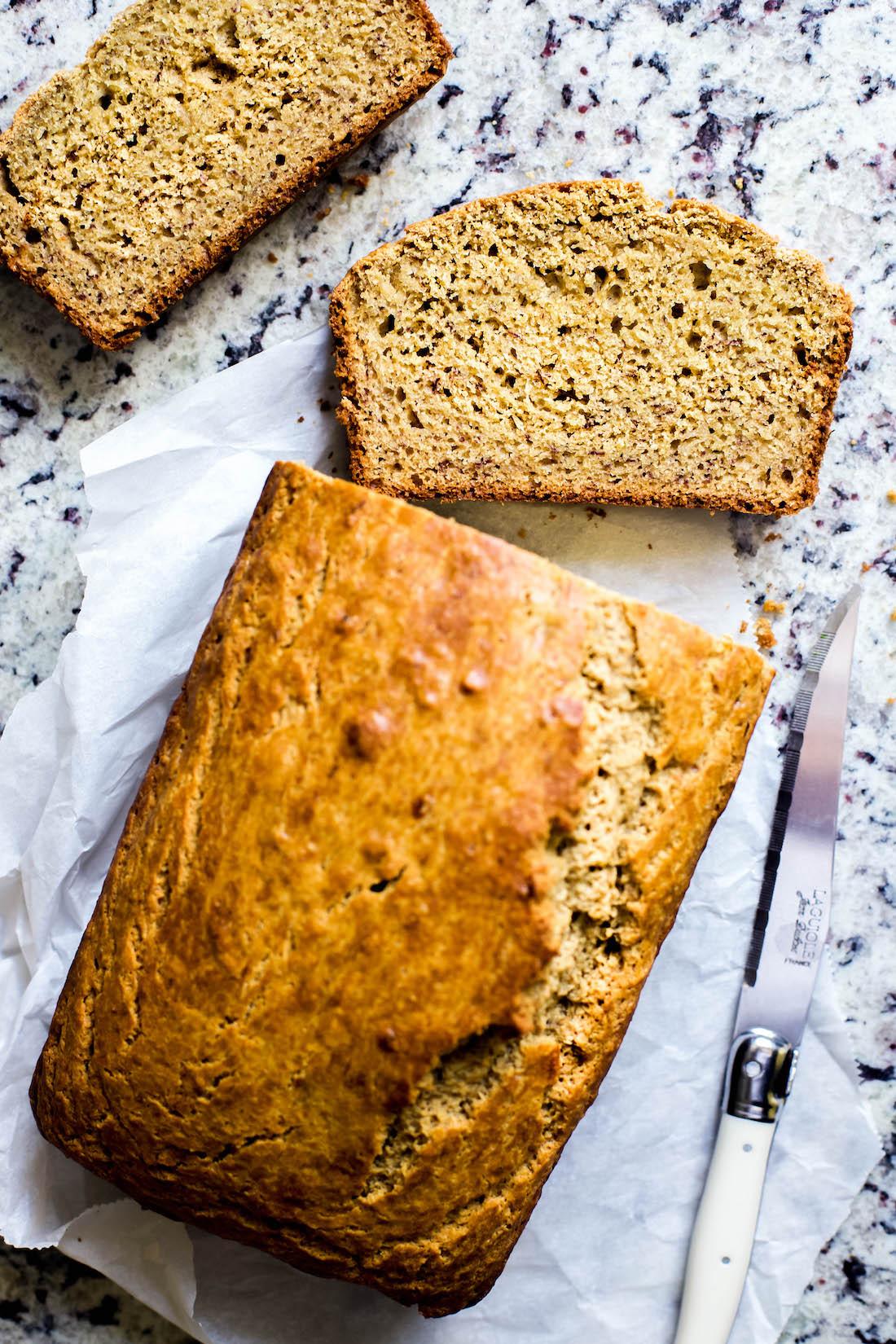 Banana Bread Healthy  Healthy e Bowl Banana Bread Recipe